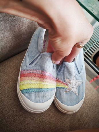 Trampki buty szkolne next stan idealny