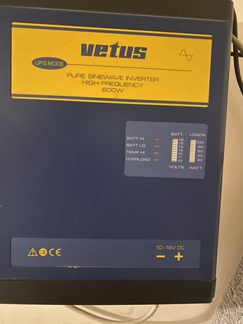 Инвертор Vetus IV 60012 для лодки, катера