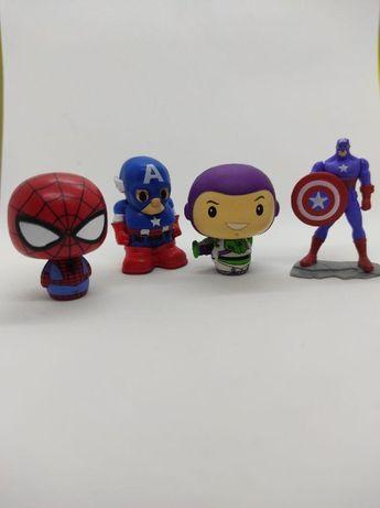Фигурка Капитан Америка, Базлайтер, Человек паук и др. ОРИГИНАЛ