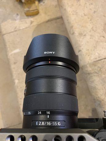 Objetiva Sony G Master 16-55 F/2.8