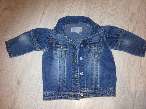 Katana,kurtka jeans, 9-12 m
