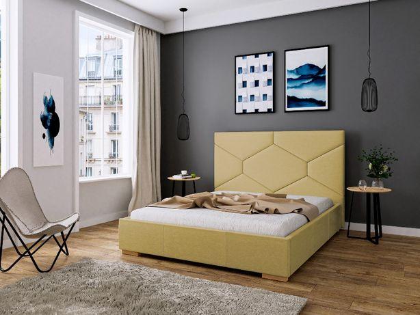 Łóżko sypialniane KODIAK 160/200 Metalowa RAMA