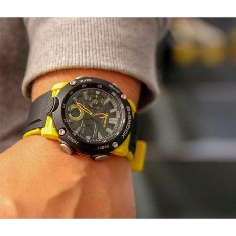 Zegarek casio g-shock ga-2000-1a9er TANIO