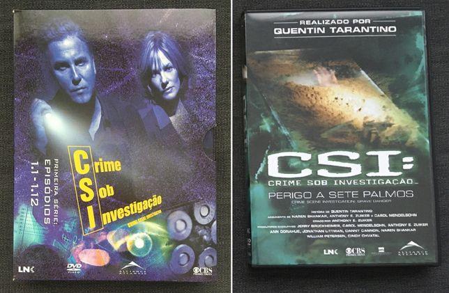 CSI Crime Sob Investigação (Ed. PT) - portes incluídos