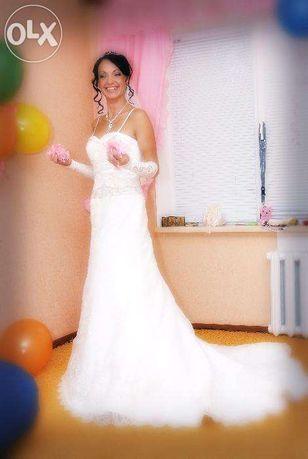 Свадебное платье из Испании. Продам или сдам в аренду.