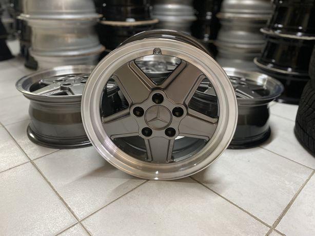 "Jantes 15"" 5x112 originais Penta Ronal Mercedes AMG Vito w201 190 w124"