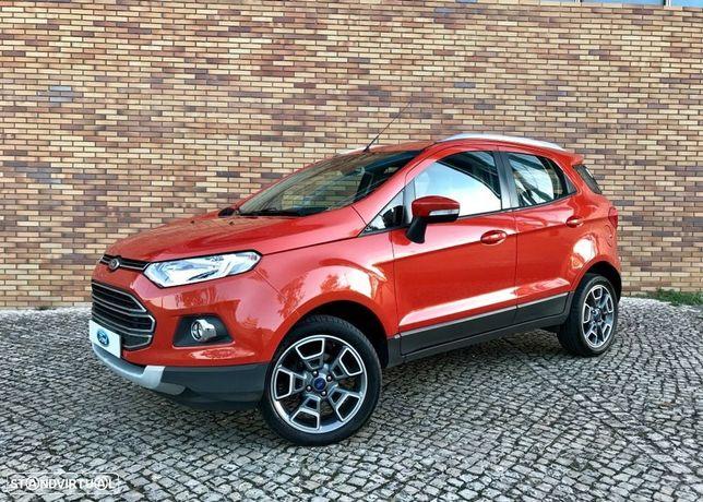 Para vender - Ford EcoSport 1.0