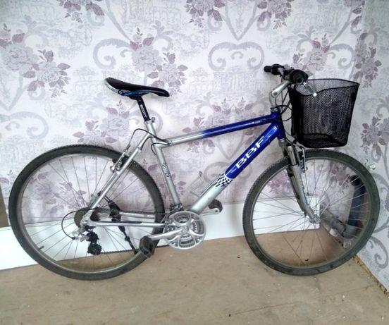 Дорожний дамський велосипед BBF