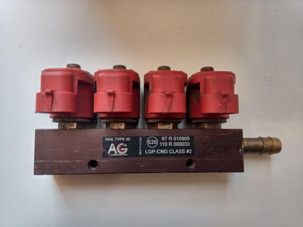 Форсунки газовые 8 шт