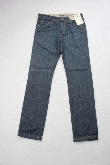 Spodnie jeans dziecięce, nowe