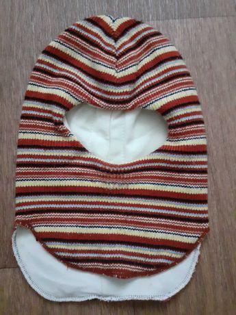 Шапка шлем 4-5лет