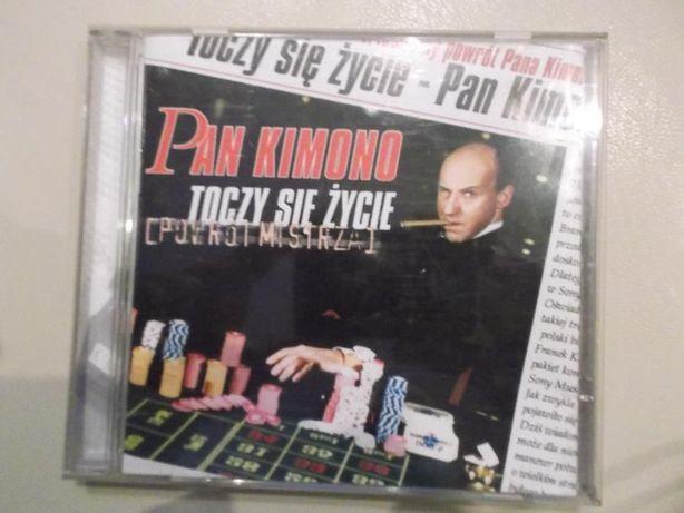 Pan Kimono - Toczy się życie - CD wyd. 1