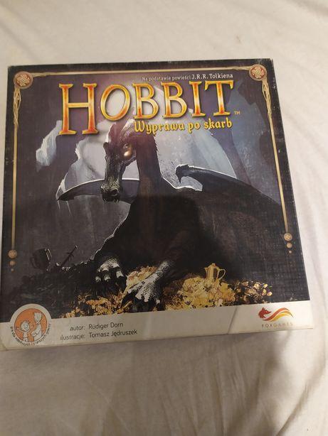 Gra planszowa hobbit