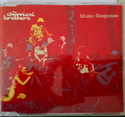 CD EP - The Chemical Brothers
