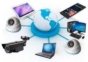 Установка кондиционеров, видеонаблюдения сигнализации под ключ