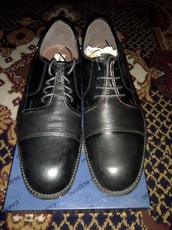 Туфли Carlo Pazolini,Оригинал,Италия и Мужские кожаные туфли