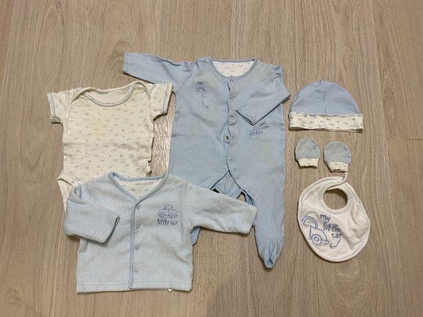 детский набор из 6 предметов