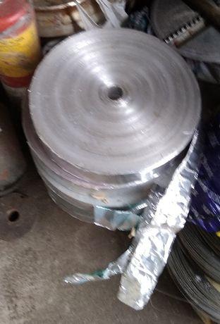 Фольга алюминиевая лента 65 мм