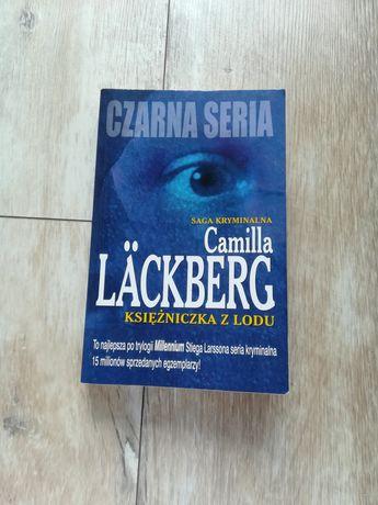 Księżniczka z lodu. Camilla Lackberg