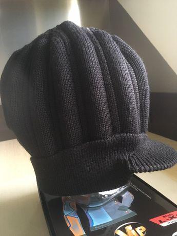 Ochronna czapka sportowa Ribcap (jak kask)