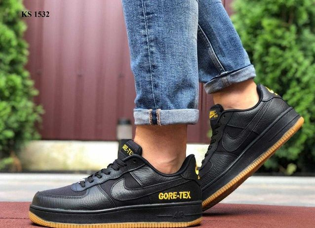 Nike кроссовки | кросовки KS 1532 мужские Air Force Low GORE-TEX