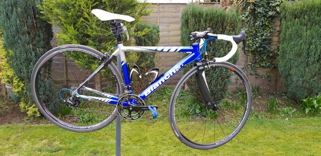Wyprzedaż rower szosowy Bianchi Nirone Campagnolo jak nowy rozmiar51cm