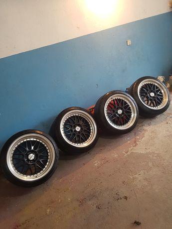 "Felgi Rial Daytona Race 18"" 5x112 8.5J 9.5J"