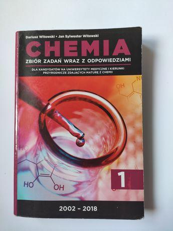 Zbiory zadań maturalnych z chemii, Dariusz Witowski