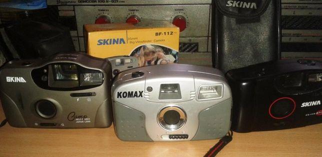 3 - Плёночных фотоаппараты