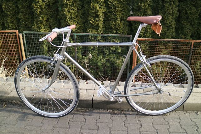 Rower SINGLESPEED 28 cali
