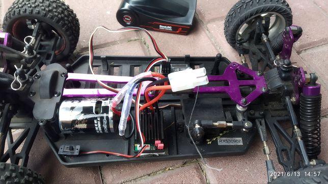 Himoto zmotoz 3 buggy RC auto