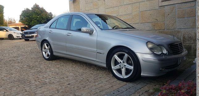 Mercedes c220 avantgard