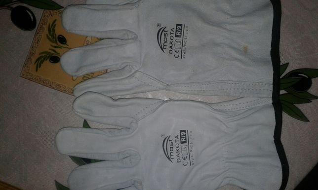 Перчатки слесарные