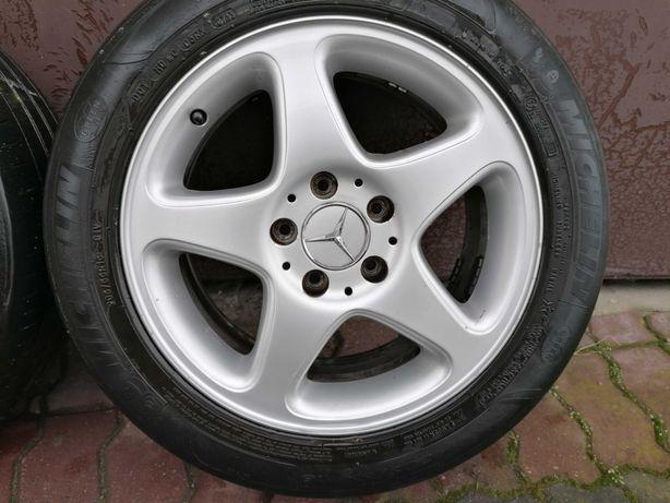 Oryginalne aluminiowe felgi 16 Mercedes-Benz