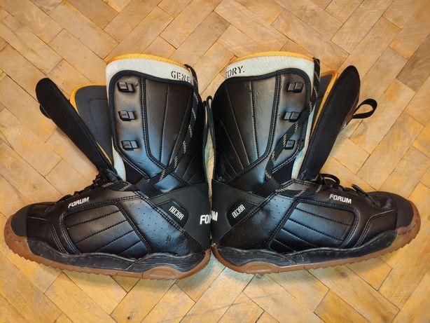 Ботинки для сноуборда Forum Recon 40-41 27-27.5 см