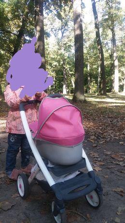 Каляска для бебі борна