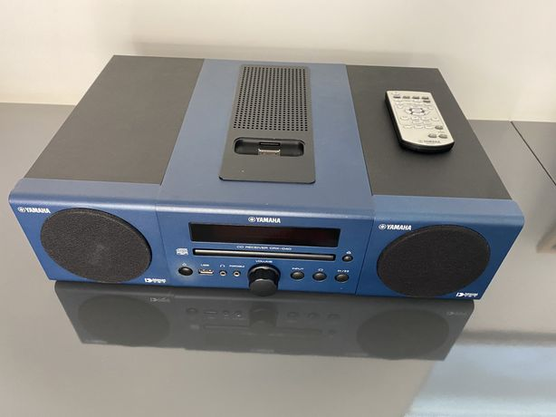 Sistema Som yamaha CRX 040