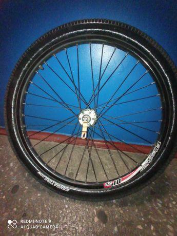 Колесо bikepostive вело kenda aleksrims