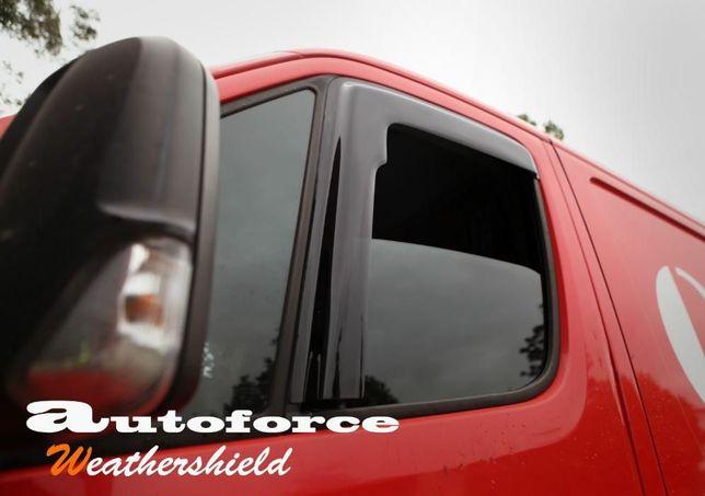 ВЕТРОВИКИ ДЕФЛЕКТОРЫ на окна Merсedes Sprinter Volkswagen Crafter Hic