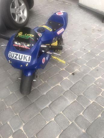 Дитячий мотоцикл бензиновий