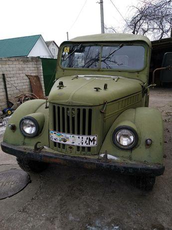 Газ 69 автомобиль джип