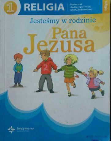 Jesteśmy w rodzinie Pana Jezusa podręcznik do pierwszej klasy