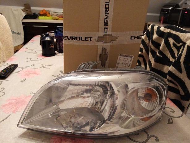 Reflektor Chevrolet aveo