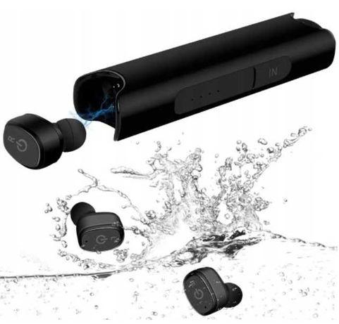 Bezprzewodowy zestaw słuchawkowy STOGA Bluetooth