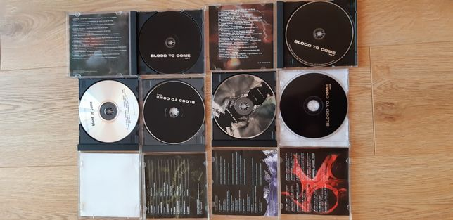 Płyty cd Blood to come 6 cd