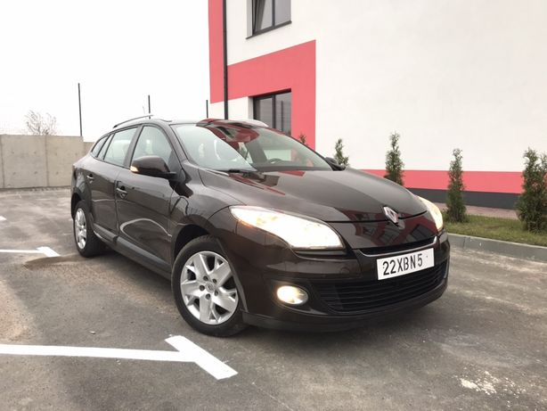 Renault Megane 2012 без підкрасів(цілий)