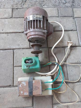 Моторы електрические