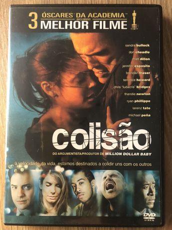 Colisão - DVD