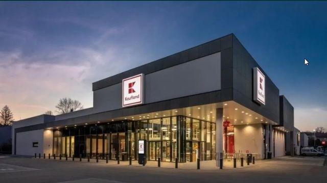 Kaufland Gorlice 24 m2 lokal handlowo-usługowy