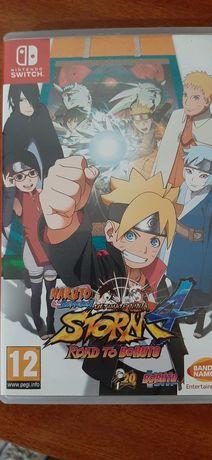 Naruto Ninja Storm 4 Nintendo Switch